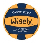 Wisely Canoe Polo Ball Size 3